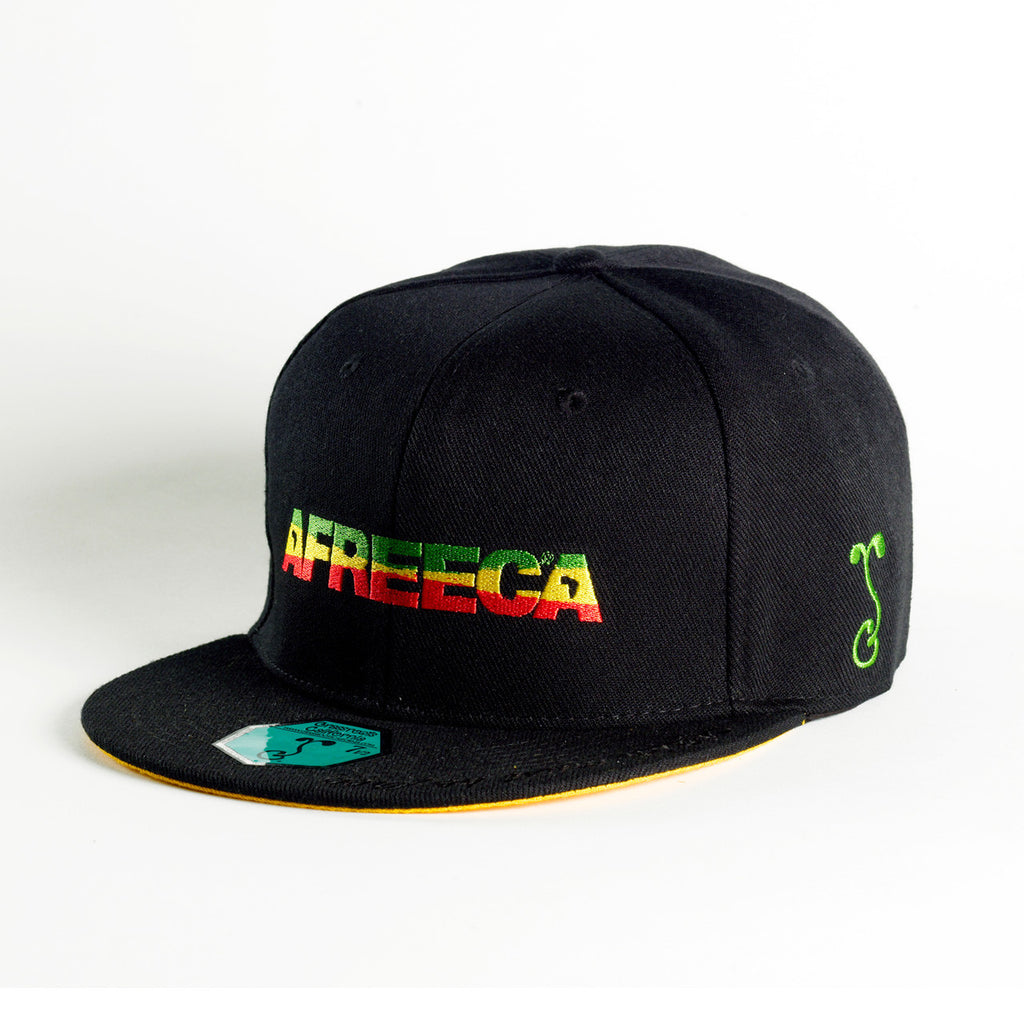 AFREECA RED GOLD GREEN
