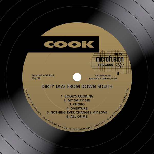 Various Artists - Dirty Jazz From Down South - LP