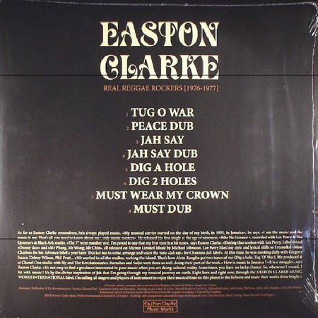Easton Clarke - Real Reggae Rockers