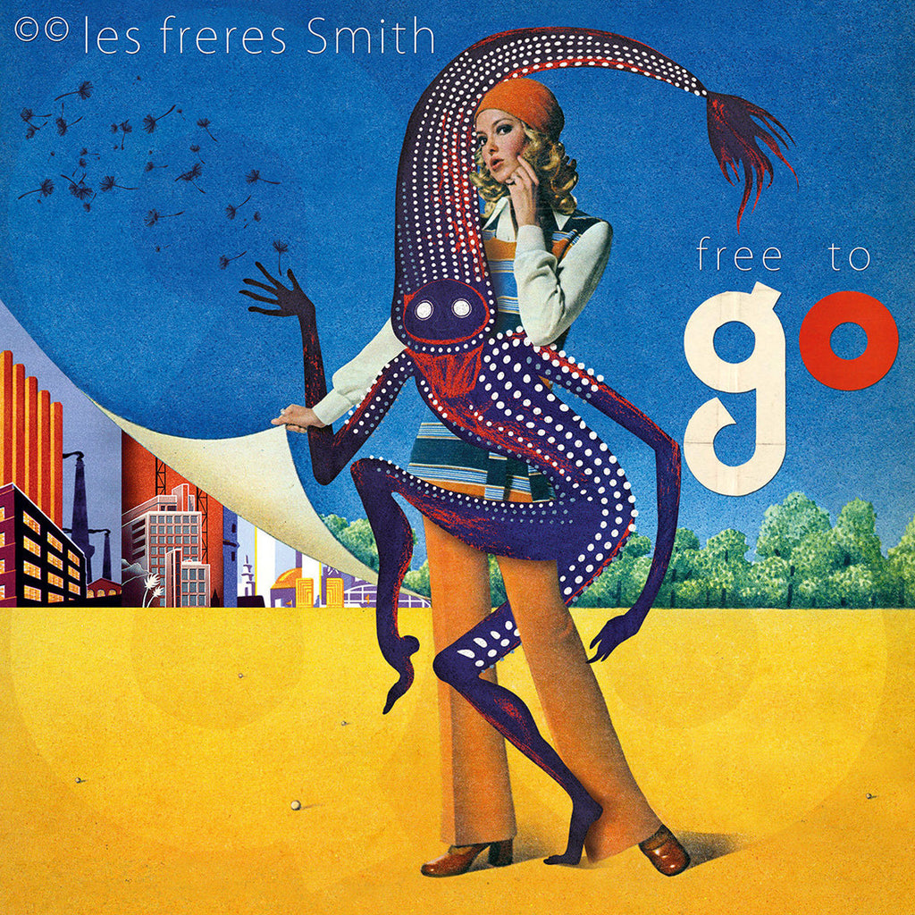 Fr?res Smith - Free To Go