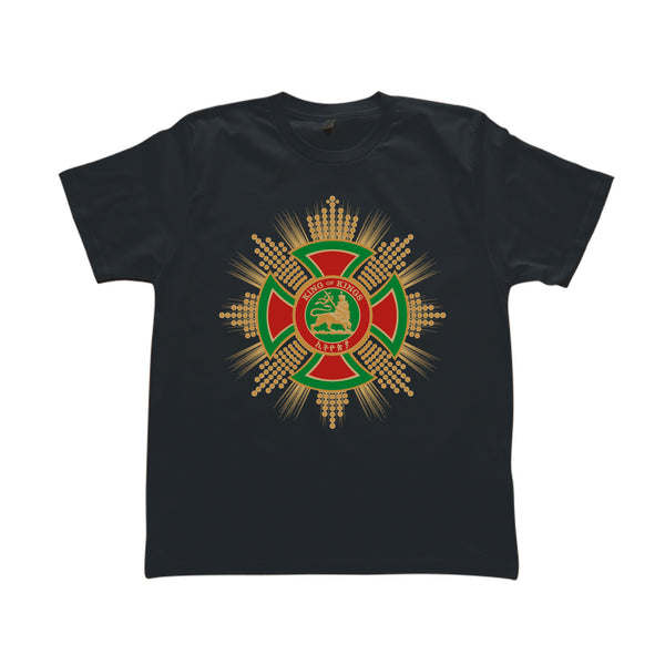 LION OF JUDAH - Médaille - T-Shirt