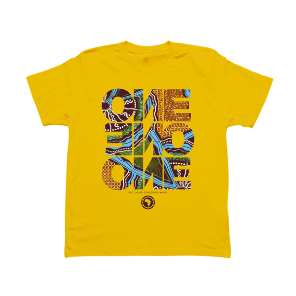 WAX - T-Shirt Jaune