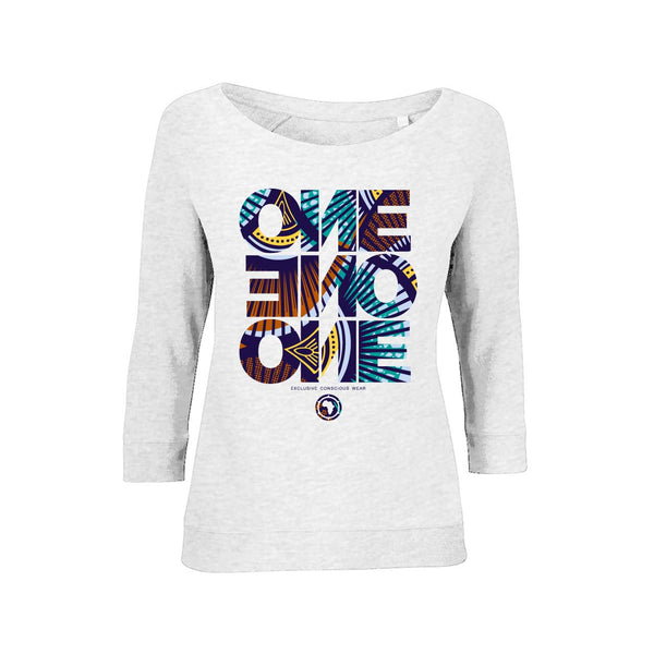 ONE ONE ONE - Wax - LS15 - Sweat Tencel