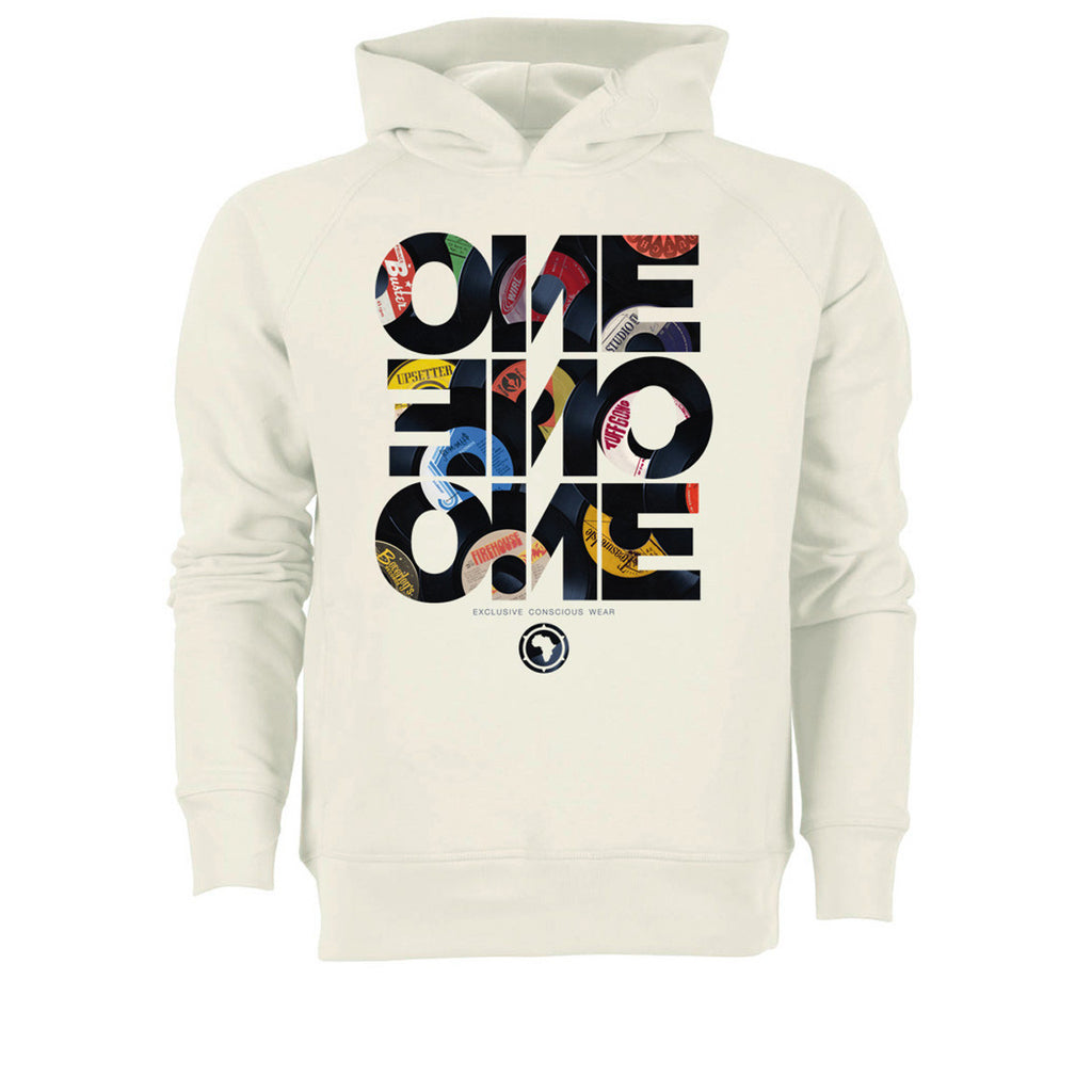Hoodie FORTY-FIVE crème