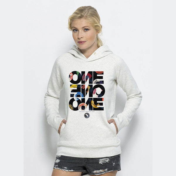 FORTY-FIVE - Sweat Capuche Femme