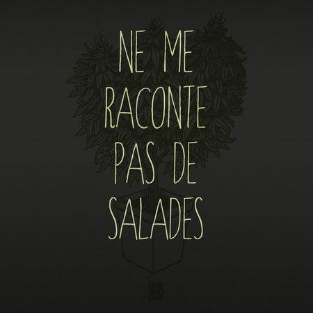 SALADES - Kaki Night