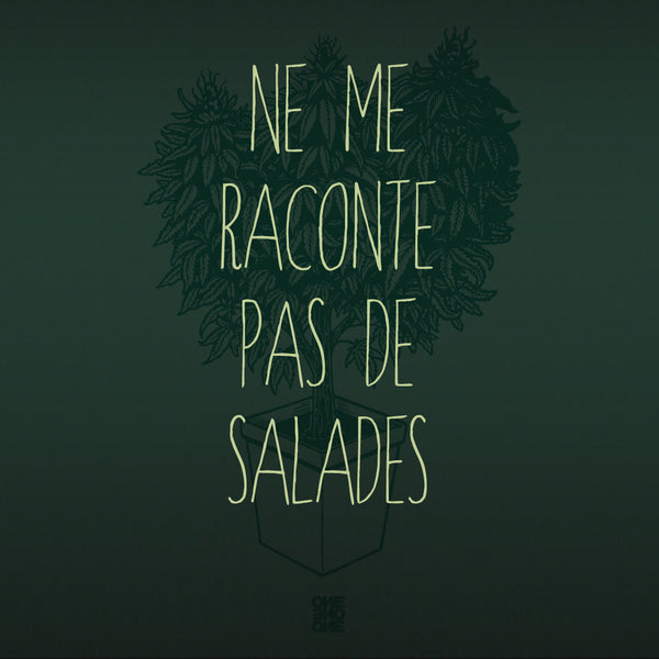 SALADES - Design by Ph. Pezet - Vert Night