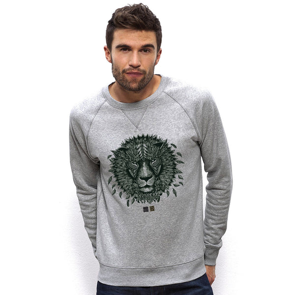 LION - Design by Valerie Hugo - Sweat