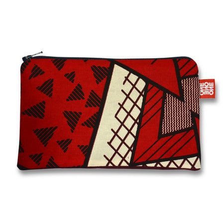 ONE ONE ONE Pochette wax Red