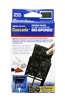 Bio-Sponge - Cascade 100 Hang On Filters