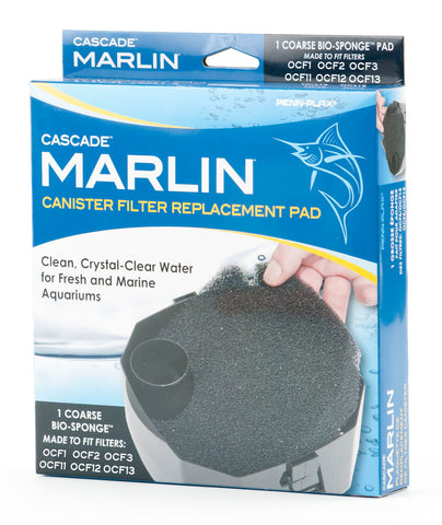 Cascade Marlin Replacement Bio Sponge - Small Filters