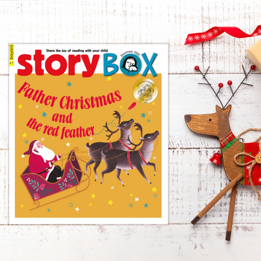StoryBox Christmas Subscription