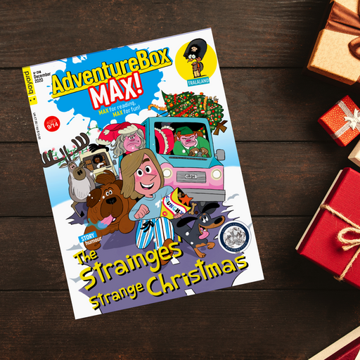 AdventureBox MAX! Christmas Subscription