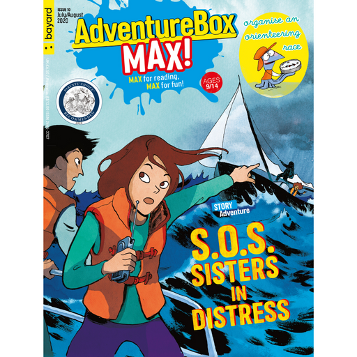 AdventureBox MAX! Single Issue 10
