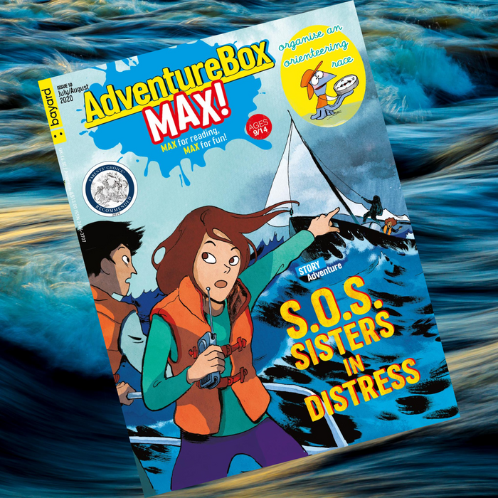 AdventureBox MAX! Ages 9-14