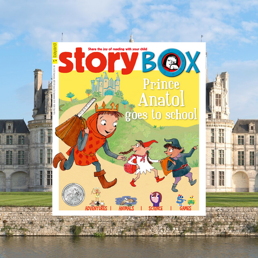 StoryBox: Ages 3-8