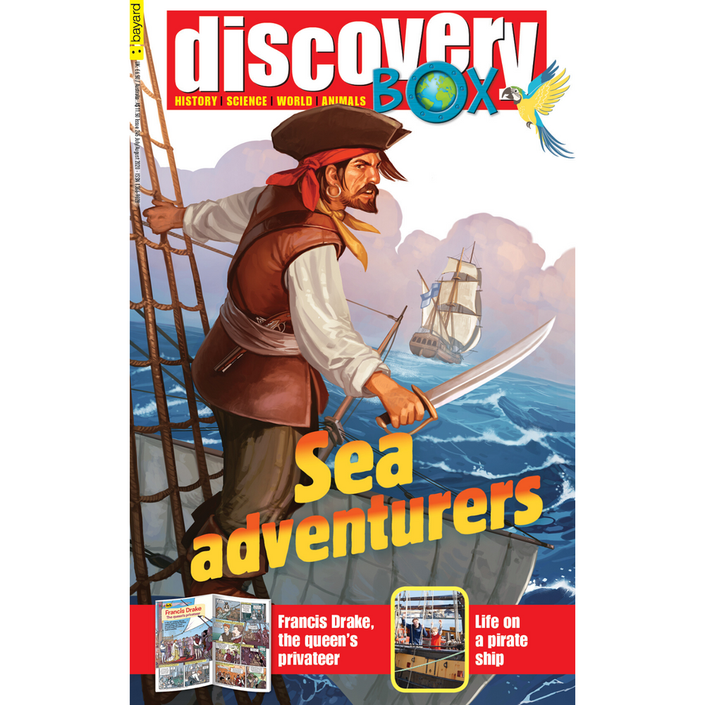DiscoveryBox Single Issue 245