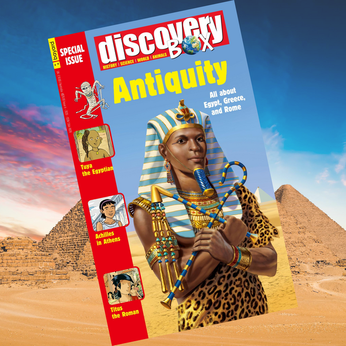 DiscoveryBox Special Edition: Antiquity