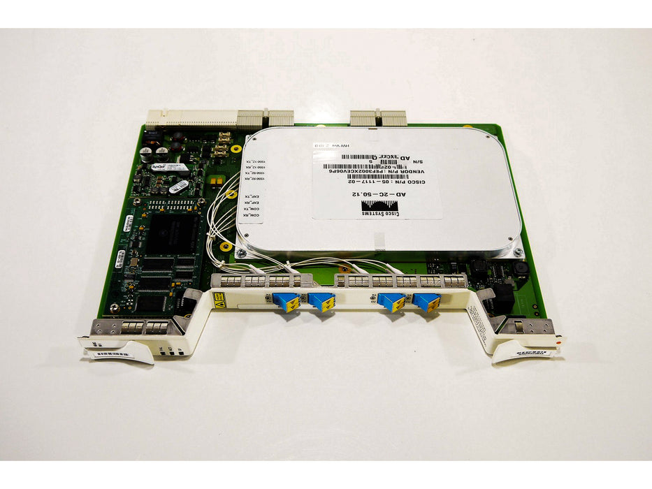 Cisco 15454-AD-2C-50 1 MSTP Fixed Optical Filter Card, 2-Channel 100GHz  1550 12 - 1550 92nm