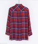 Camisa Unexpected Cuadros Rojos Chica / Unexpected red check girl's shirt