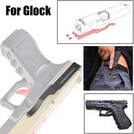 Ambidextrous Concealed Carry Belt Clip holster For Glock 17/19/22/23/24/25/26/27/28/30S