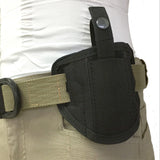 6 Position Ambidextrous Concealment Pancake Holster for Full Size 9mm 40 45