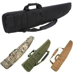 100CM Tactical Heavy Gun slip Bevel Carry Bag Rifle Case Shoulder pouch for Hunting