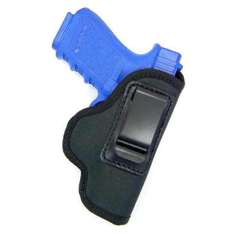 Universal Pistol Holster For G19 G23 GLOCK 26 G27 G33 Spring Field Smith & Wesson M&P and Other Compact Pistols-Right