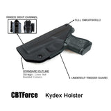 G42 IWB Kydex holster
