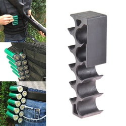 10 Round 12Gauge Shell Holder Magazine Pouch With Belt Clip