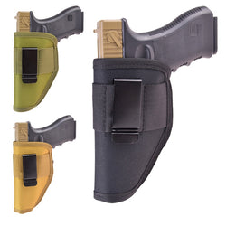 Ambidextrous Concealed Belt Holster IWB/OWB Holster for Compact Subcompact Pistols