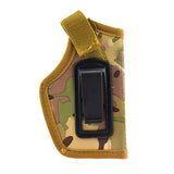 IWB Inside the Belt Concealed Carry Clip-On Holster for Medium Compact And Subcompact Pistols