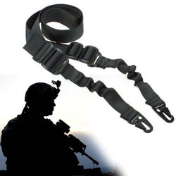 Tactical Two Points Rifle Gun Sling Strap System Airsoft 2 Points Gun Slings