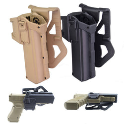 Tactical Movable Pistol Holsters for Glock Series