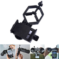 Universal Phone Photography Mount Stand Support Bracket for Telescope Monocular