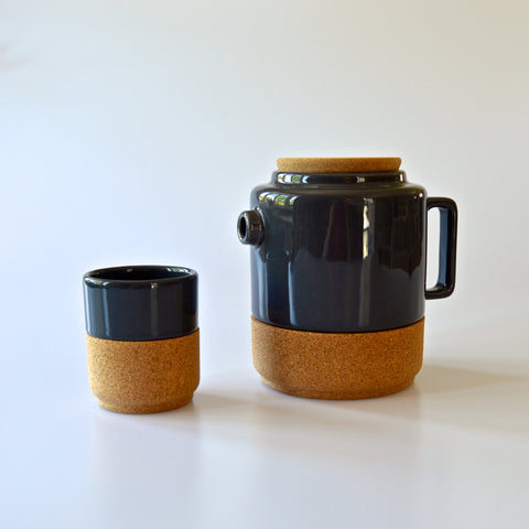 Cork and ceramic tableware by Amorim