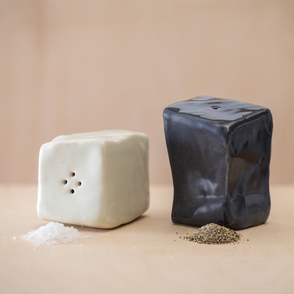 Salt + Pepper Shakers