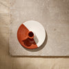 PRE-ORDER Terracotta Dipped Candle Holder