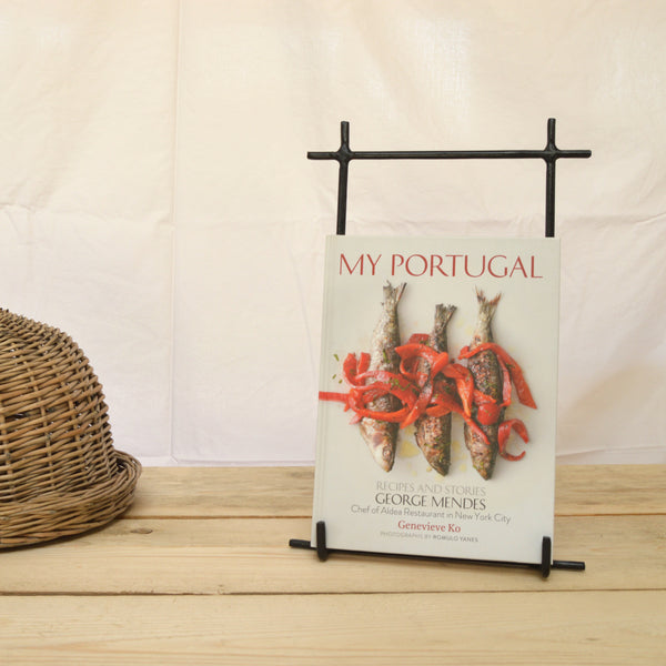 My Portugal cookbook George Mendes
