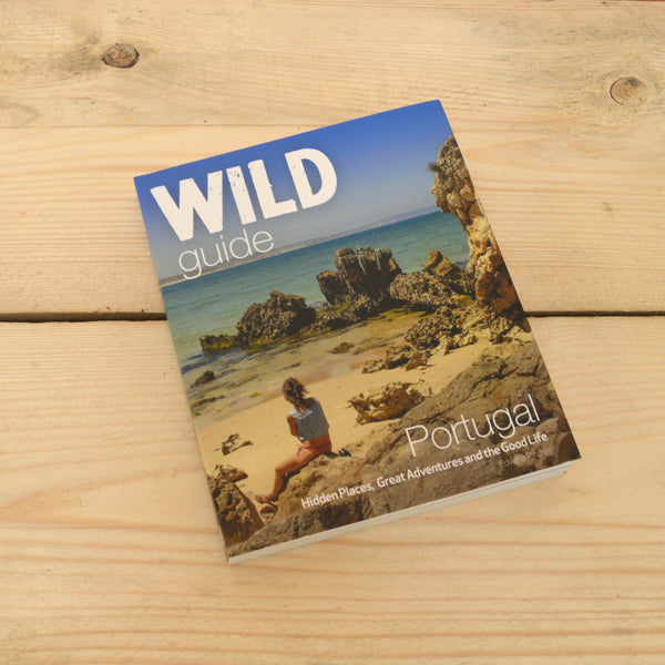 Wild Guide Portugal front cover