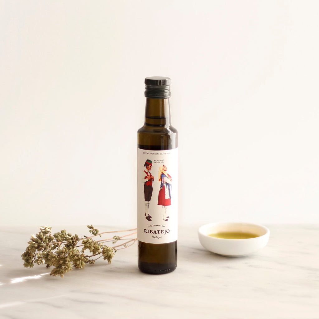 Extra Virgin Olive Oil Bottle