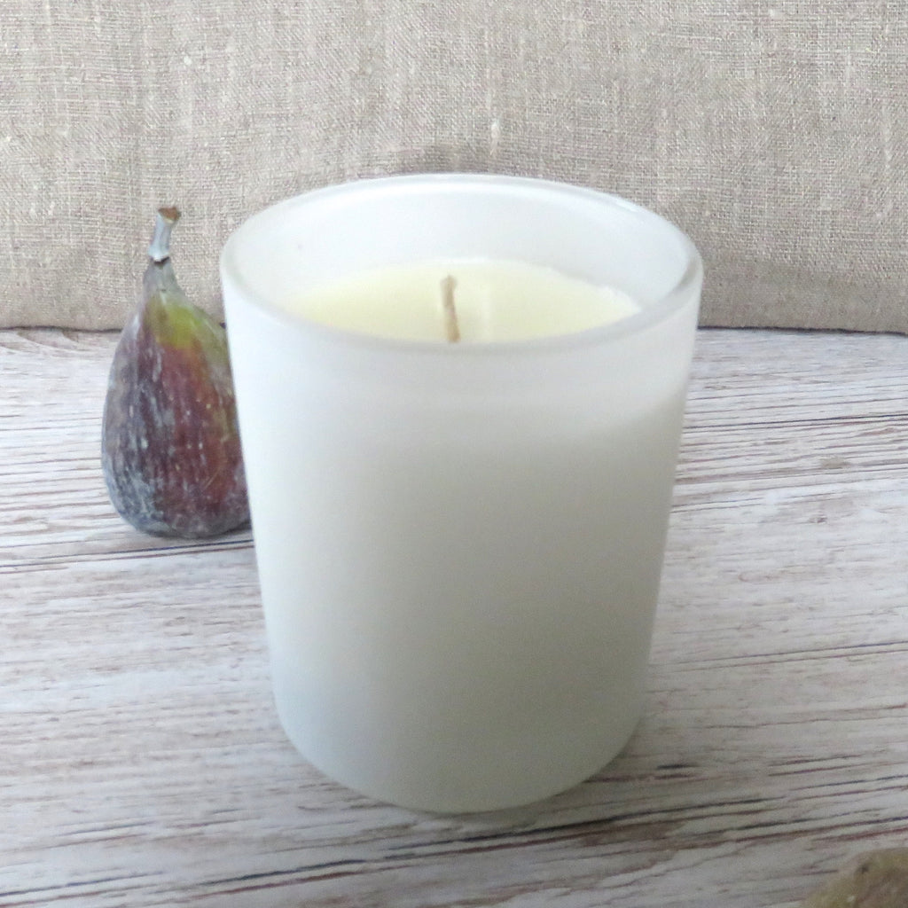 Scented Candle Fig Milk