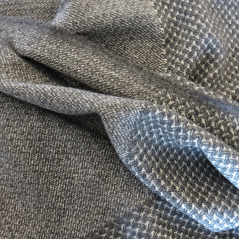 Wool Blanket | Slate Grey