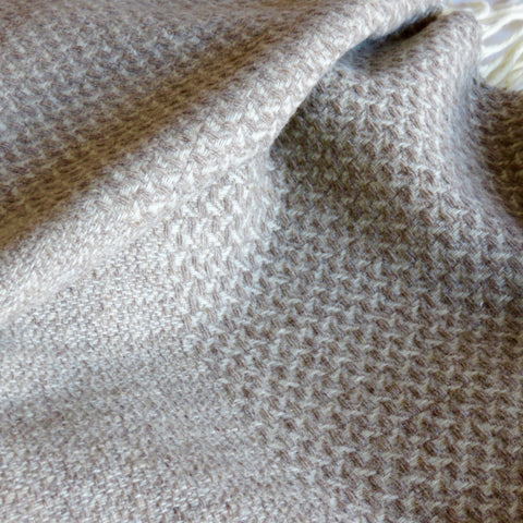 Wool Blanket Natural