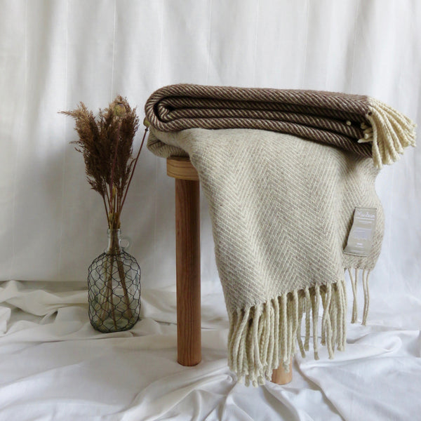 Espino Blanket | Natural