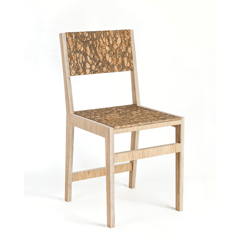 Ludity Cork Chair Textured