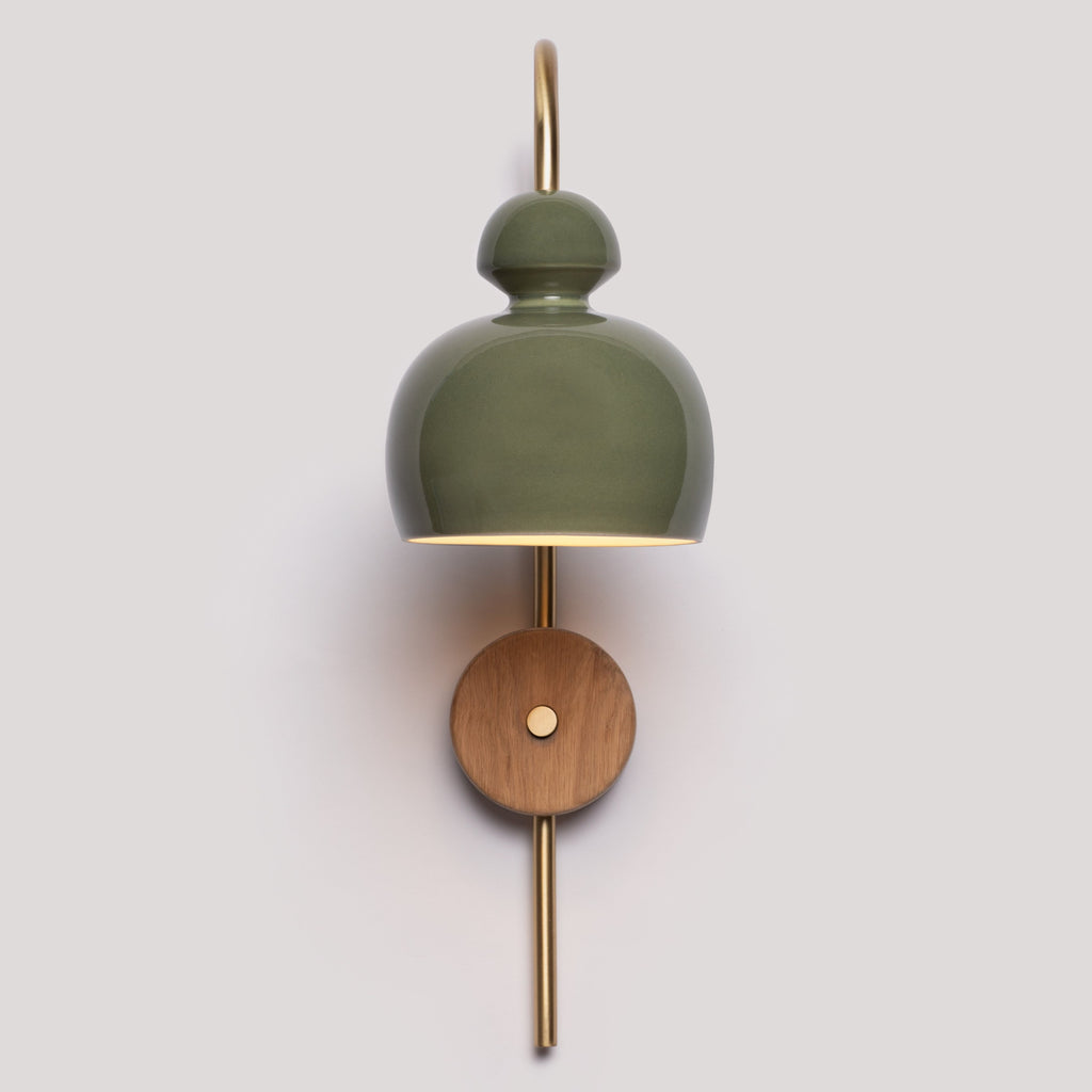 MOBO | Ceramic Wall Light