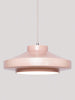 Ruffo Handmade Ceramic Pendant Lamp in Flamingo