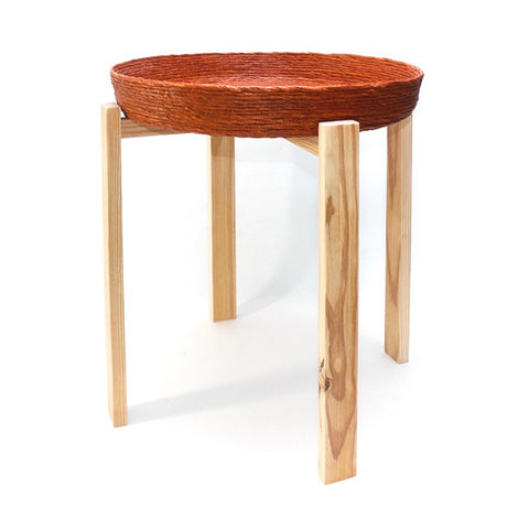 Side Table Rust