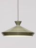 Tagi Handmade Ceramic Light in Olive